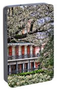 French Quarter Spring Portable Battery Charger