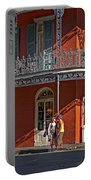 French Quarter Tete A Tete Portable Battery Charger