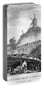 French Revolution Paris Portable Battery Charger