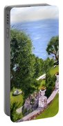 French Riviera Portable Battery Charger