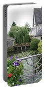 French Village Portable Battery Charger