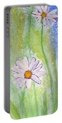 Fresh As A Daisy 1. Portable Battery Charger
