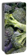 Fresh Broccoli Portable Battery Charger