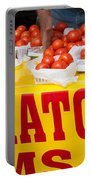 Cedar Park Texas Fresh Tomatoes Portable Battery Charger