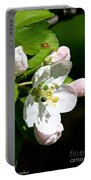 Fresh Fruit Blossoms Portable Battery Charger