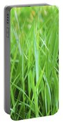 Fresh Grass Portable Battery Charger