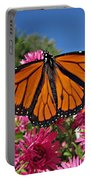 Fresh Monarch Butterfly Portable Battery Charger