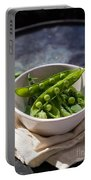 Fresh Peapods Portable Battery Charger