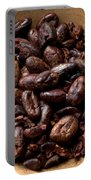 Fresh Roasted Cocoa Beans - Nibs Portable Battery Charger