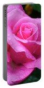 Fresh Sweet Surrender Rose Portable Battery Charger