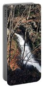 Fresh Water Streams Around Poconos Pa America Usa  Portable Battery Charger