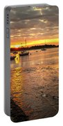 Fresh Water Sunset Portable Battery Charger
