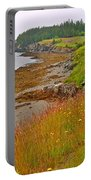 Friar's Bay By Campobello Island-nb Portable Battery Charger