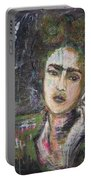 Frida Y Cigarrillos Portable Battery Charger