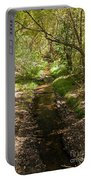 Frijole Creek Bandelier National Monument Portable Battery Charger