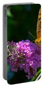Fritillary Butterfly  Portable Battery Charger