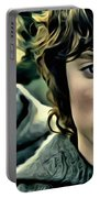 Frodo And Samwise Portable Battery Charger