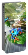 Frog Capades Portable Battery Charger