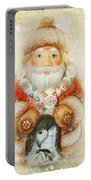 frohe Weihnachten Portable Battery Charger