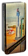 From Cape Henry Lighthouse Portable Battery Charger