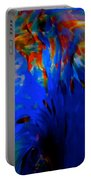From The Deep Blue Portable Battery Charger