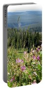 From The Mountain Portable Battery Charger