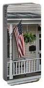 Front Porch Flag Portable Battery Charger