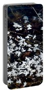Frost Flakes On Ice - 10 Portable Battery Charger