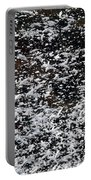 Frost Flakes On Ice - 29 Portable Battery Charger