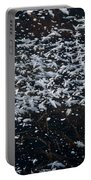 Frost Flakes On Ice - 33 Portable Battery Charger