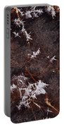 Frost Plumes Portable Battery Charger