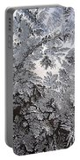 Frosted Glass Abstract Portable Battery Charger