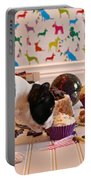 Frosting Feast Portable Battery Charger