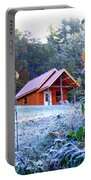 Frosty Cabin Portable Battery Charger