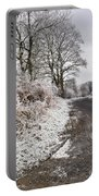 Frosty Road Portable Battery Charger