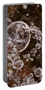 Frozen Bubbles Portable Battery Charger