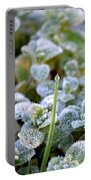Frozen Green Spear Portable Battery Charger