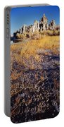 Frozen Marsh And Tufa Portable Battery Charger