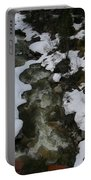 Frozen Stream Portable Battery Charger