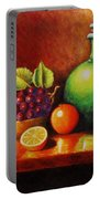 Fruit And Jug Portable Battery Charger