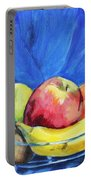 Fruit Bowl Portable Battery Charger