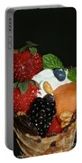 Fruit Flavor Portable Battery Charger