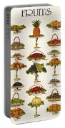 Fruit Lovers Panel 1888 Portable Battery Charger
