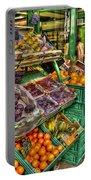 Fruit Market Portable Battery Charger