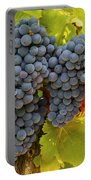 Fruit Of The Vine Imagine The Wine Portable Battery Charger