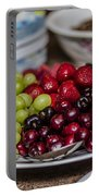 Fruit Plate Portable Battery Charger
