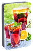 Fruit Punch  Portable Battery Charger