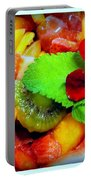 Fruit Salad Portable Battery Charger