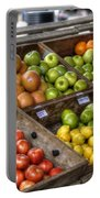 Fruit Stand Portable Battery Charger