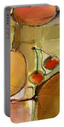 Fruit Still Life Portable Battery Charger